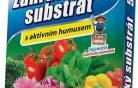 Substráty - zahradnický substrát 50 litrů